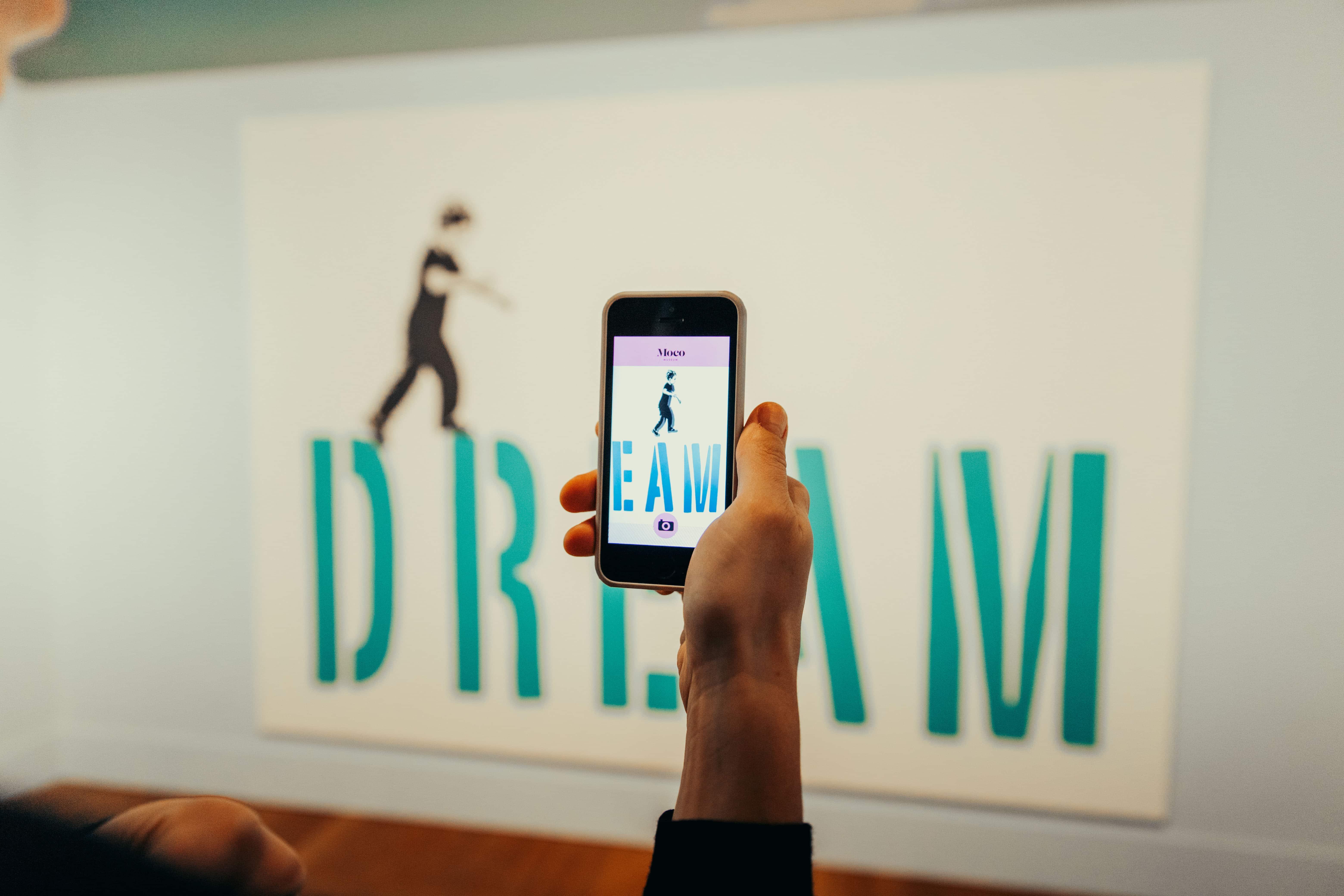 Met de Moco Play app komt het Moco Museum tot leven!