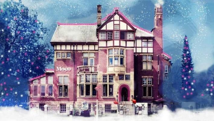 kerstmarkt amsterdam museumplein
