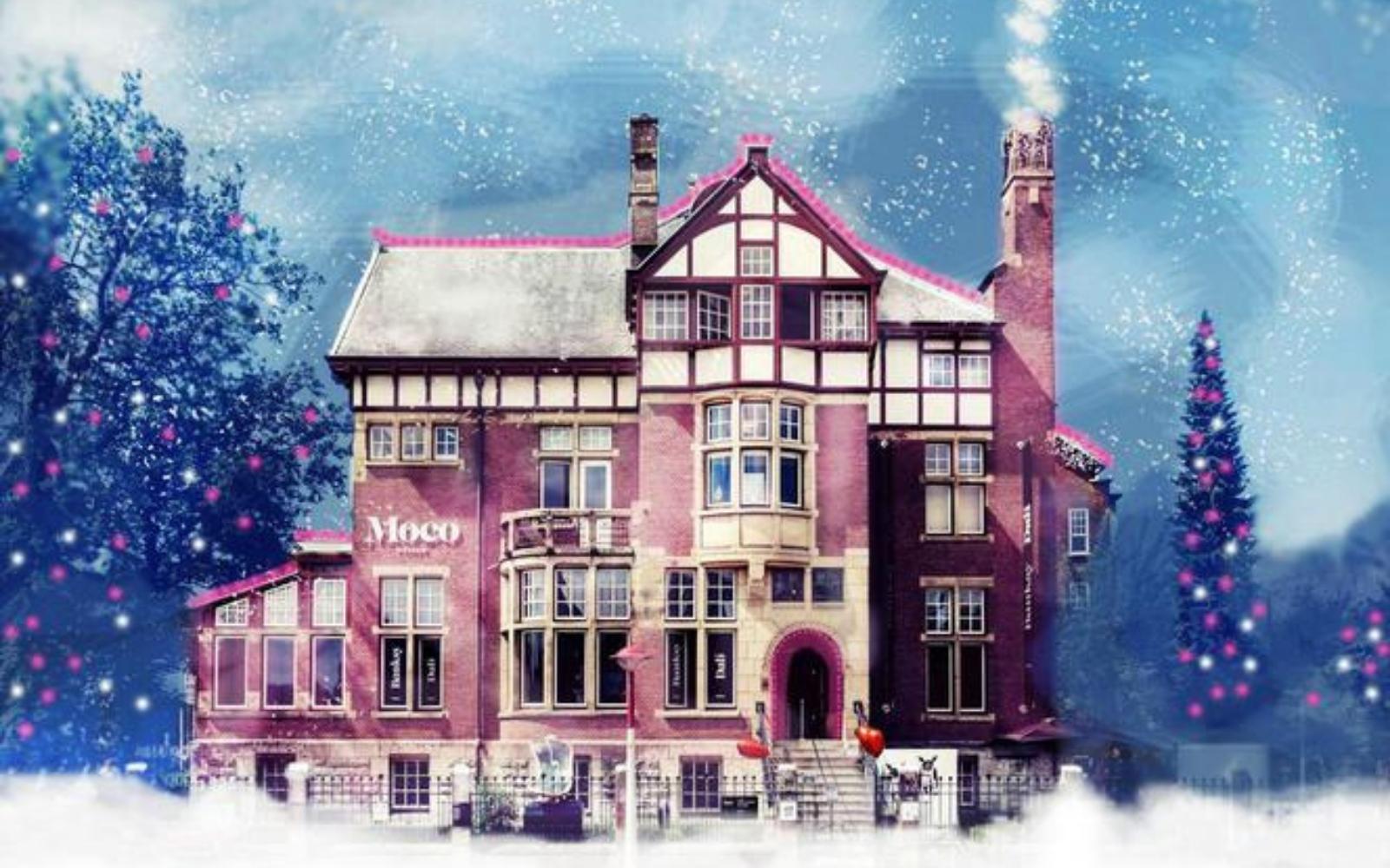 kerstmarkt amsterdam museumplein moco