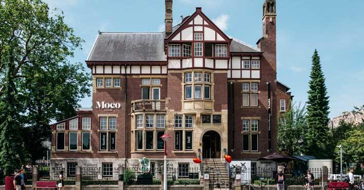 Villa Alsberg Amsterdam architect Cuypers