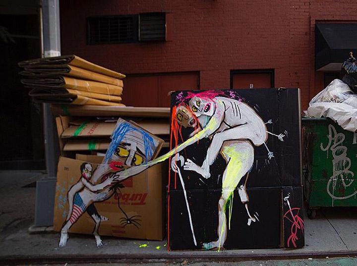 Kunst van afval