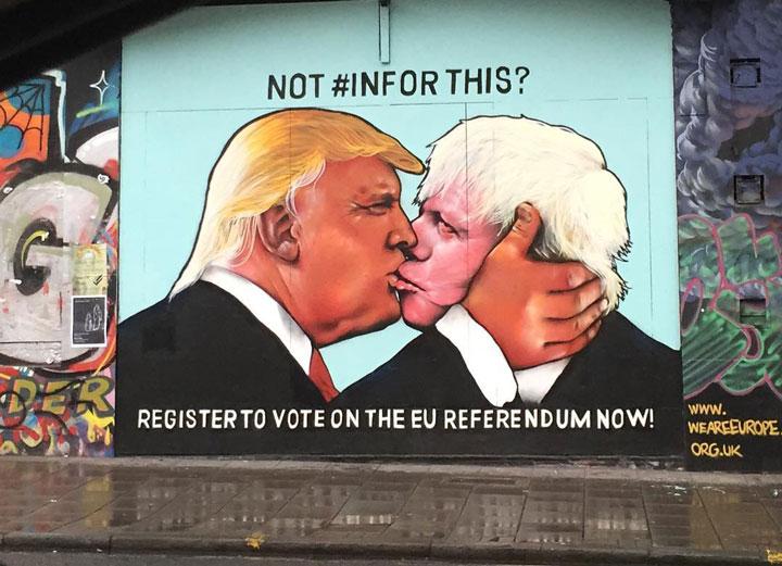 brexit art notinforthis