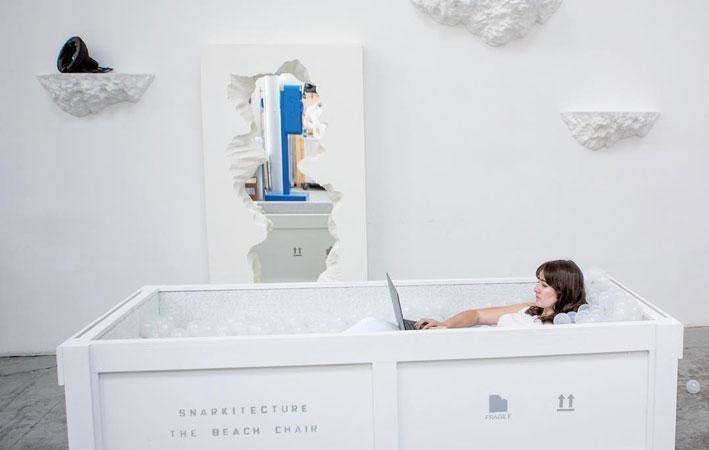 installation art daniel arsham