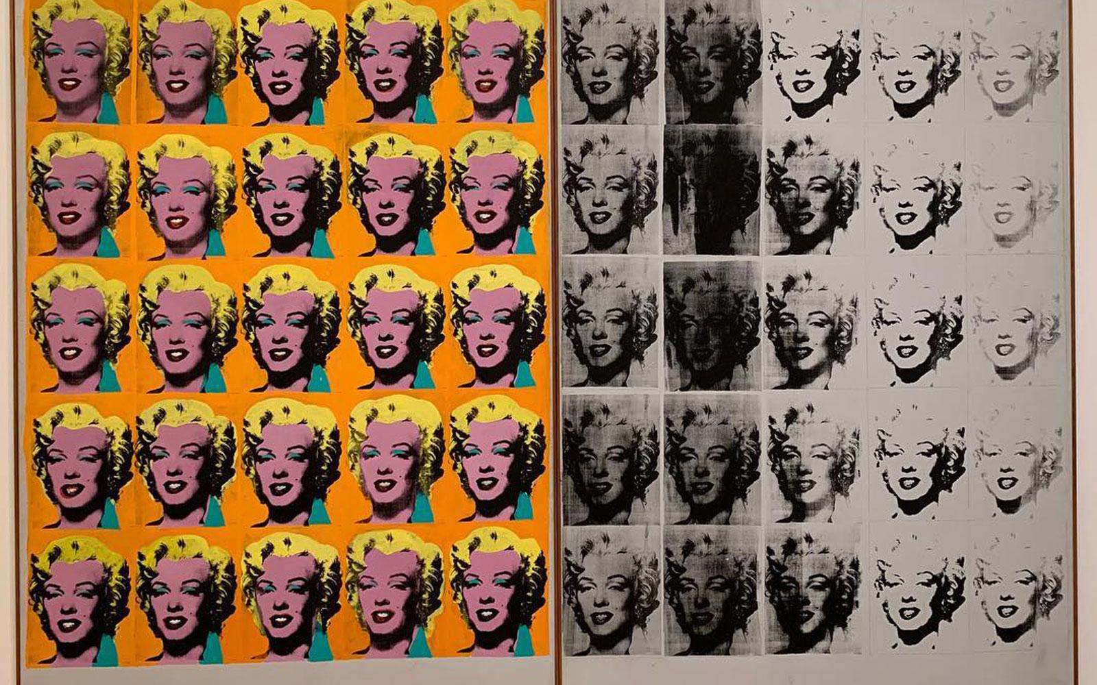 moderne kunst amsterdam warhol