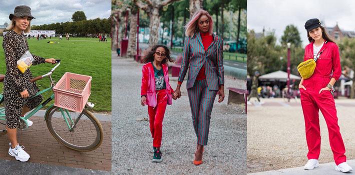 streetstyle amsterdam fashion week 2019
