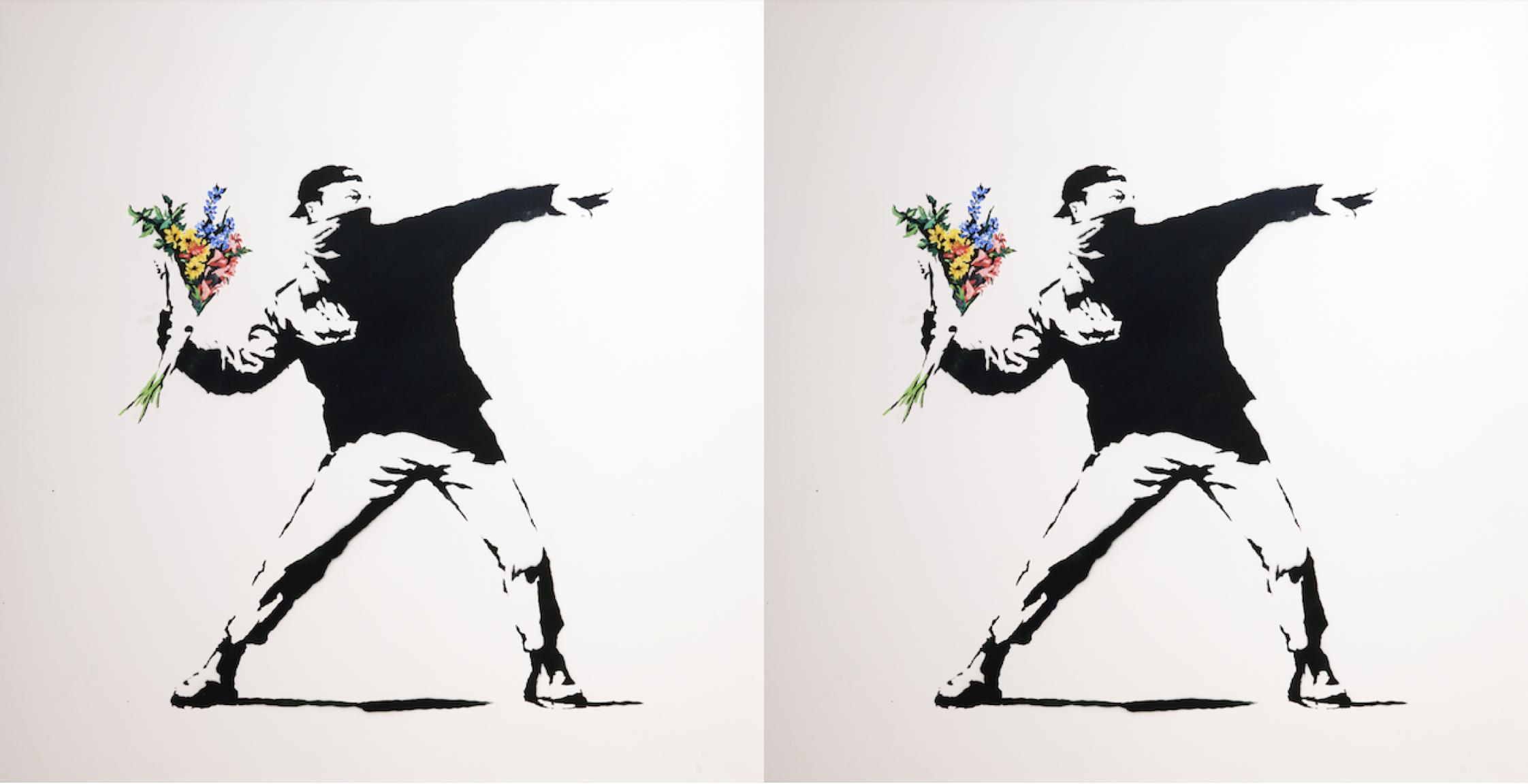 Banksy Exhibition Moco Museum Amsterdam
