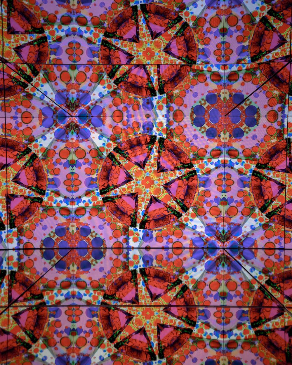 Kaleidoscope - Reflecting Forward