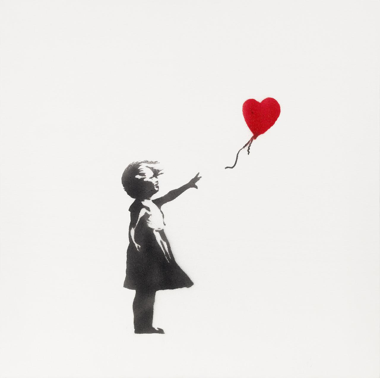 Moco Top 10 List - Banksy GWB
