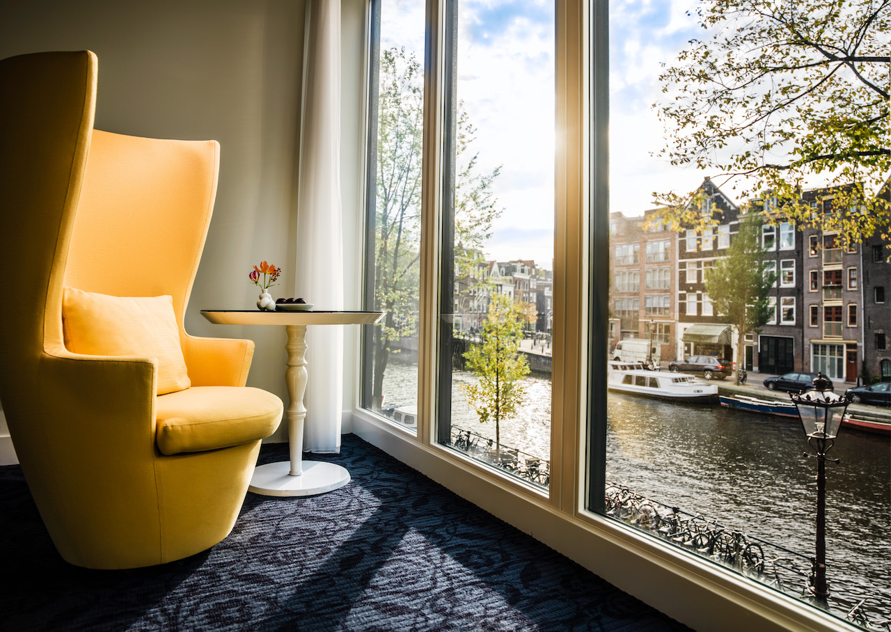 Amsterdam Staycation at Andaz