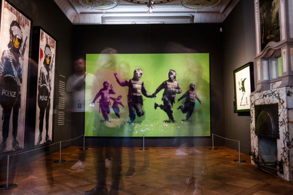 Moco Museum in Amsterdam