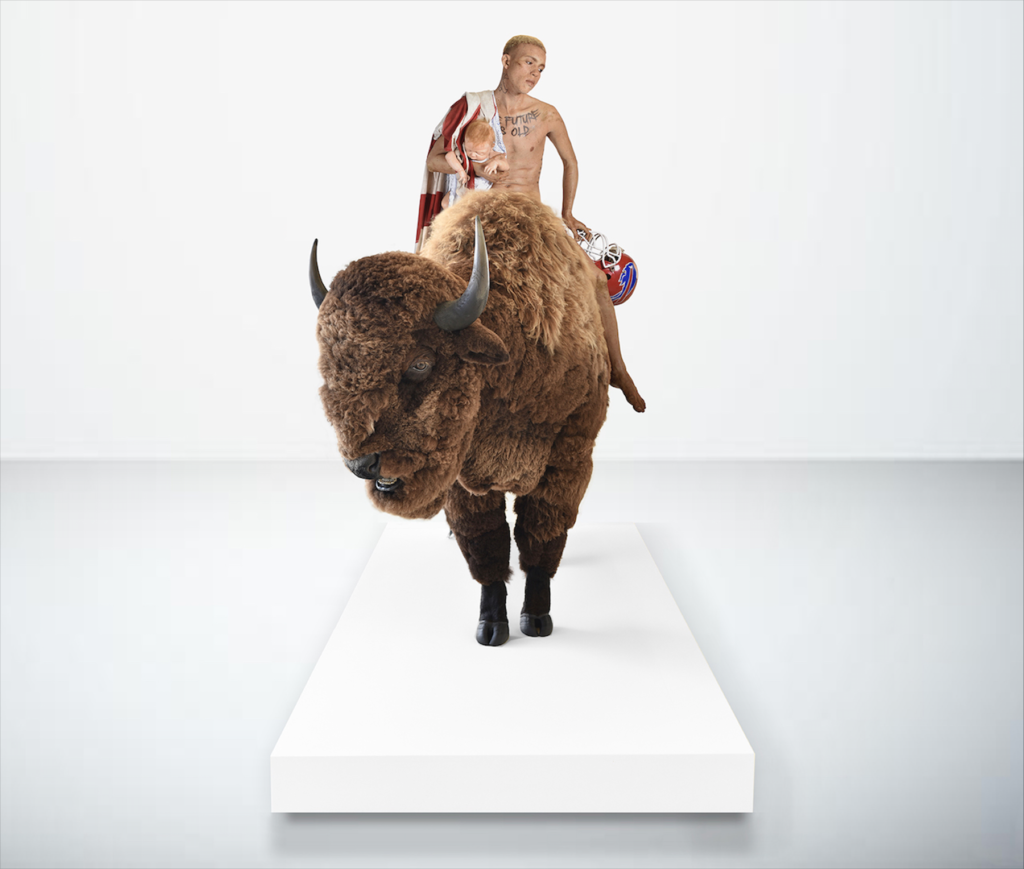 Nieuwe tentoonstelling: Moco x THE KID : The Future is Old